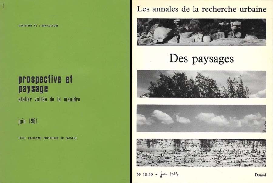 366336625f7 En 1982 – 1983 – Le Département du milieu humain est créée et se met en  place.